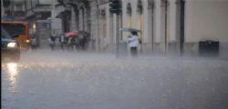 Piogge Liguria: allagamenti e vento forte
