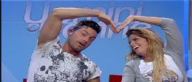 Eugenio e Francesca si raccontano in videochat