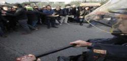 Università Roma Tre : Studenti contestano Draghi, un ferito