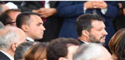 Matteo Salvini : Gli sbarchi sono triplicati, è caos