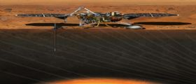 Mars Lander InSight: via alla costruzione