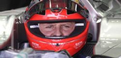 Michael Schumacher sta meglio : Ci sono segnali incoraggianti