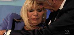 Gemma Galgani urla e lacrime in studio! tutta colpa di Armando e Juan Luis