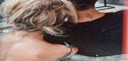 Jeremias Rodriguez e Soleil Stasi  si fanno lo stesso tatuaggio