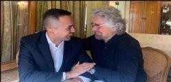 Luigi Di Maio : con Beppe Grillo d