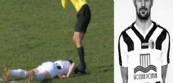 Bruno Boban morto in campo come Morosini : Si accascia a terra durante la partita