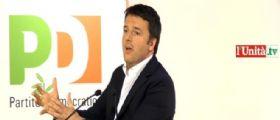 Matteo Renzi sul Terrorismo : Non ci rassegniamo a vivere nella paura