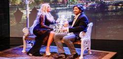 Francesca Cipriani è innamorata di Walter Nudo e piange in diretta