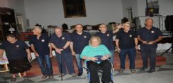 In trenino al mare con l'Unitalsi apuana per portare malati e persone disabili a Lourdes