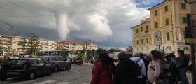 Maltempo Sanremo : Due trombe d