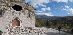 Terremoto Oggi : Nuova scossa di magnitudo 6.1 epicentro tra Perugia e Macerata
