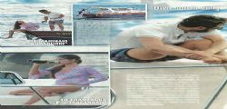 Ruby Rubacuori scatenata senza veli a Capri
