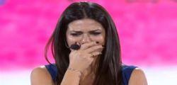 Amici celebrities, le lacrime di Laura Torrisi! Cosa è successo