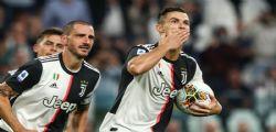 Serie A : Juventus Spal 2-0