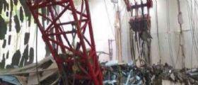 Beirut, crolla gru sulla grande moschea alla Mecca : 87 morti e 180 feriti