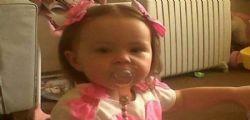 La piccola Lauren lasciata morire di fame in mezzo a scarafaggi, pulci e pidocchi