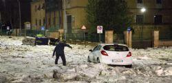 Maltempo : Grandine come neve a Roma, scuole chiuse a Napoli