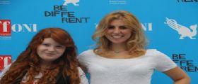 ANGELA BEVILACQUA : LA TALENTUOSA REGISTA AL GIFFONI FILM FESTIVAL 2014