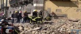 Esplosione Taranto : Crollo di una palazzina, ci sono dei feriti