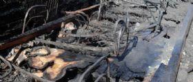 Baghdad, un incendio devasta l