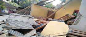 Indonesia, forte scossa di terremoto magnitudo 6.4: 10 morti e 40 feriti a Lombok