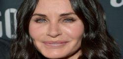 Courteney Cox : Monica Geller di Friends pentita dei ritocchi