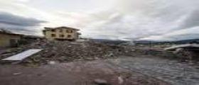 Terremoto centro Italia, oggi un mese dalla tragedia : Celebrazione in ricordo delle 297 vittime