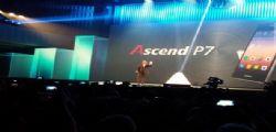 Nuovo Huawei Ascend P7 : smartphone in Italia a 399 euro