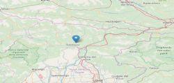 Terremoto - forte scossa magnitudo 3.8 vicino a Udine