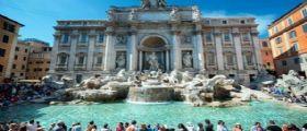 Roma : i soldi della Fontana Trevi destinato alla Caritas dal 1° aprile andranno al Comune