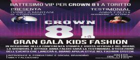 Toritto, Anna Falchi e Daniela Martani al gran galà di debutto di Crown 81
