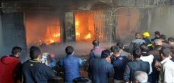 Iraq - Rogo al mercato di Mosul : ancora vittime civili