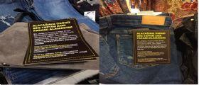 Zara, in Turchia spuntano dalle tasche dei jeans bigliettini d