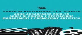 Fatti per il Successo Academy di Miky Falcicchio:al via corsi di recitazione di 1°, 2° e 3° livello
