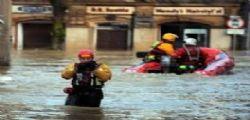 Inondazioni in Gran Bretagna : 39enne morta nel Kent