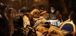 Brasile, incendio in ospedale : un morto