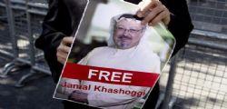 Giornalista Jamal Khashoggi  fatto a pezzi quando era ancora vivo