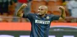 Verona Inter 2 -0 : in gol Palacio e Jonathan