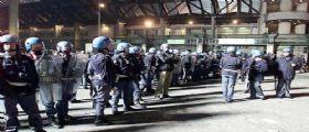 Olimpico blindato per la partita Roma Napoli : Mille agenti e presidi in tutta la città