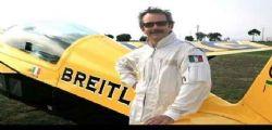 Lido di Venezia : Precipita e muore pilota acrobatico Francesco Fornabaio