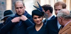 Natale di ghiaccio! Il principe William ignora Meghan Markle?