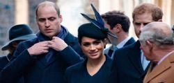 Natale di ghiaccio! Il principe William ignora Meghan Markle?