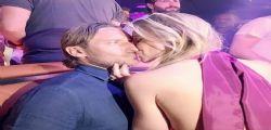 Abbiamo iniziato a baciarci da poco... il matrimonio di Ilary Blasi e Francesco Totti