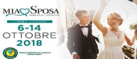 MIA SPOSA 2018, OSPITI VIP E WEDDING DI PRESTIGIO
