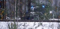 Finlandia - Scontro tra un treno e un veicolo militare : almeno 4 morti