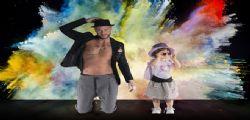 Papà Ivan, ballerino con la sclerosi multipla : Un calendario regalo per mia figlia Viola
