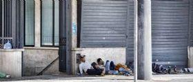 Stazione Termini, lite tra senzatetto per un lenzuolo : Romeno trancia il braccio ad un Italiano