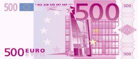 Banconote per mafiosi: che si ritirino le 500 euro