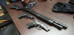 Mafia : Rinvenuto arsenale dei boss nel Trapanese