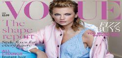 Taylor Swift incantevole sulla copertina di Vogue